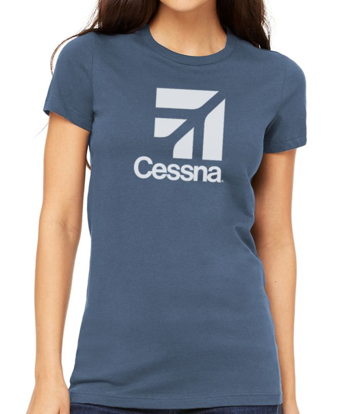 Cessna Square Women's T-Shirt