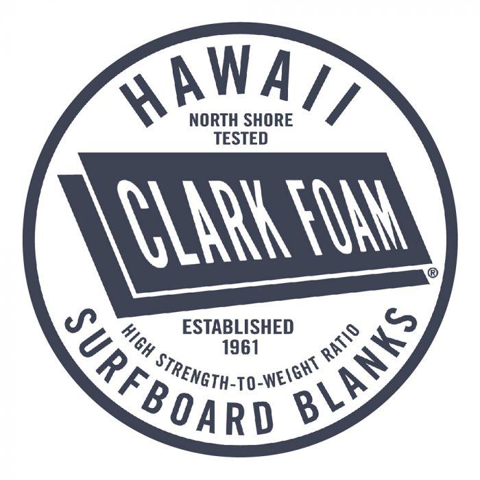 Clark Foam Sticker
