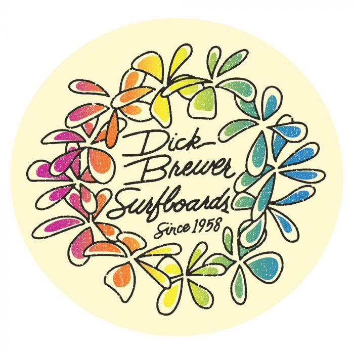 Dick Brewer Sticker