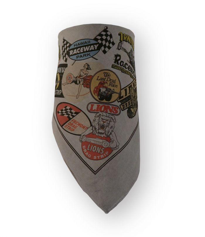 Drag Racing Bandana