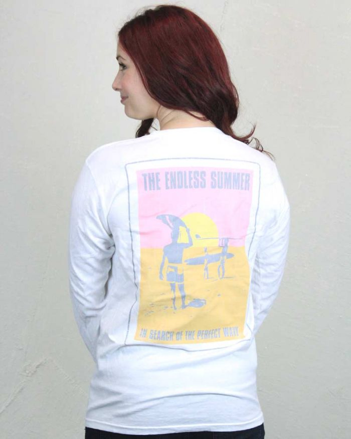 Endless Summer Women's Long Sleeve