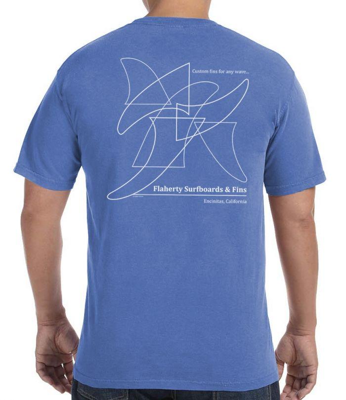 Flaherty Fins Men's T-Shirt