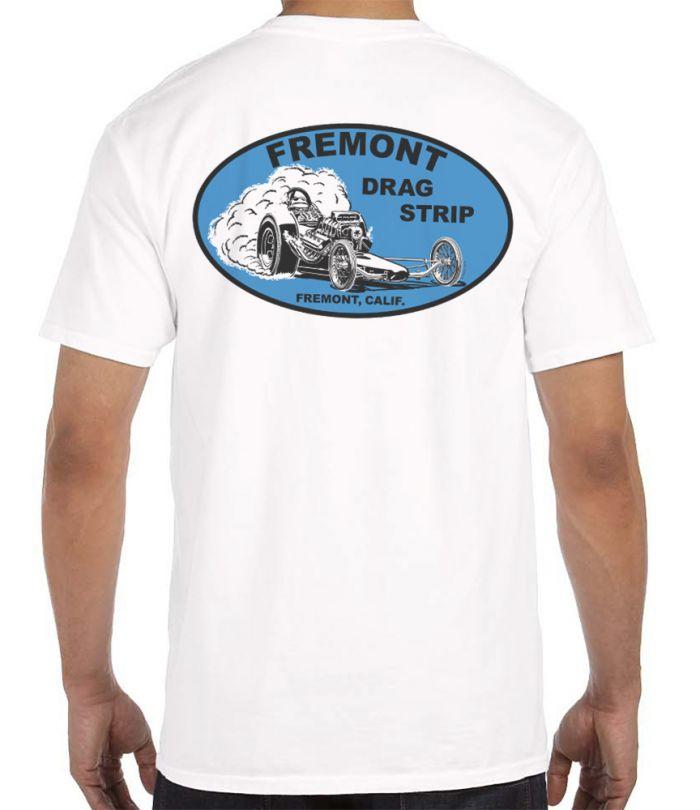 Fremont Drag Strip Smoke T-Shirt
