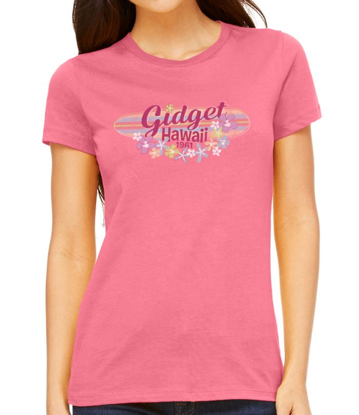 Gidgets Hawaii Women's T-Shirt