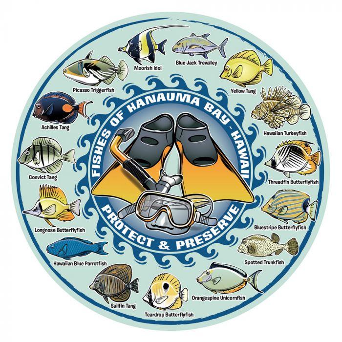 Hanauma Bay Sticker