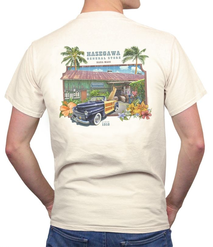 Hasegawa General Store Men's Shirt
