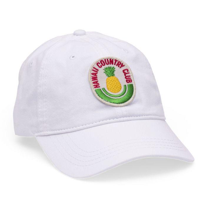 Hawaii Country Club Adjustable Cap