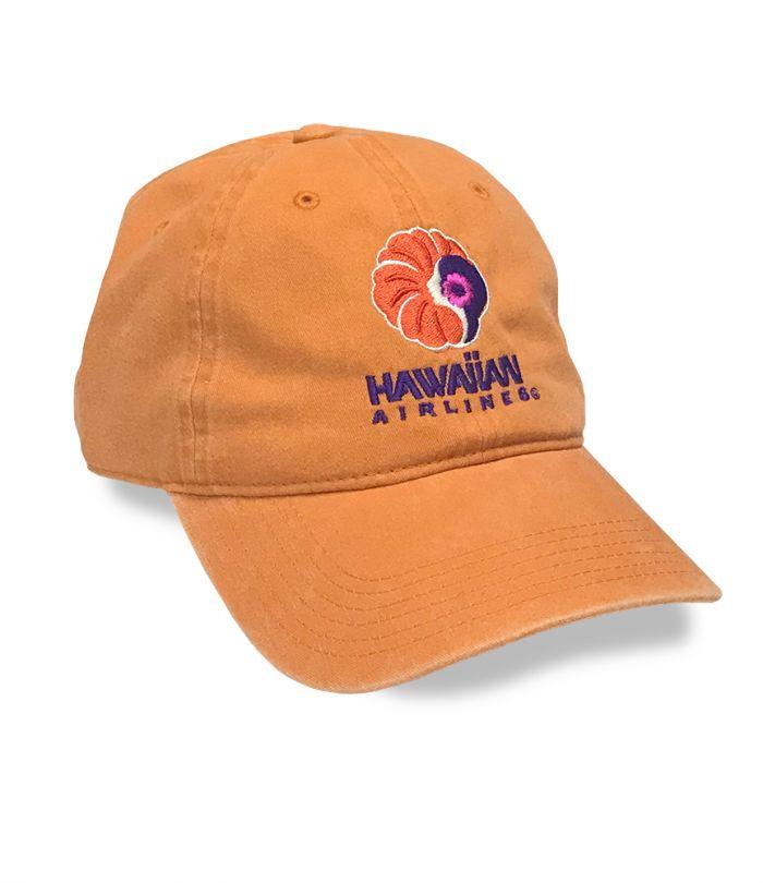 Hawaiian Airlines Logo Cap