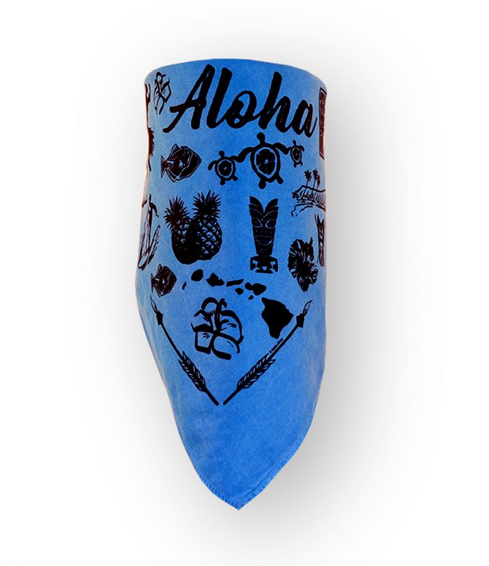 Hawaiian Icons Bandana