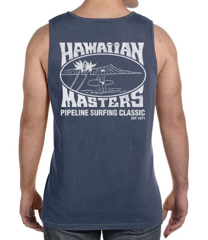 Hawaiian Masters Men's Tank