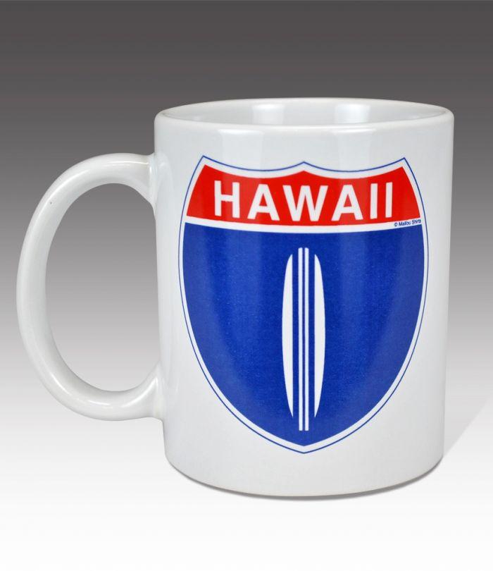 HI Hwy 1 Mug