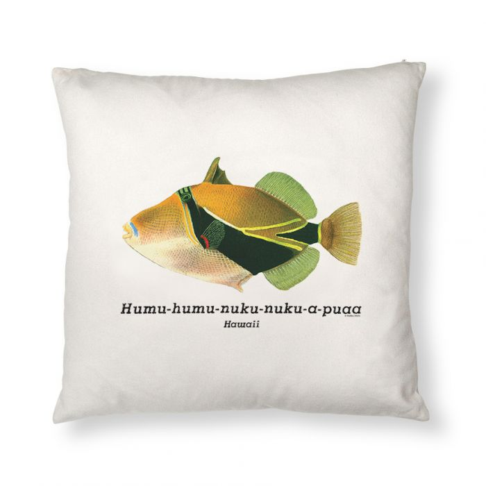 Humu Classic Throw Pillow Cover