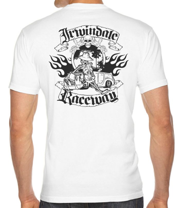 Irwindale Raceway Skelly T-Shirt