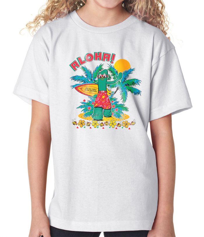 Kid's Aloha Gumby T-Shirt