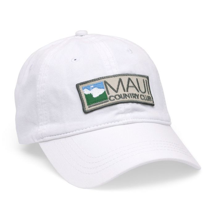 Maui Country Club Adjustable Cap
