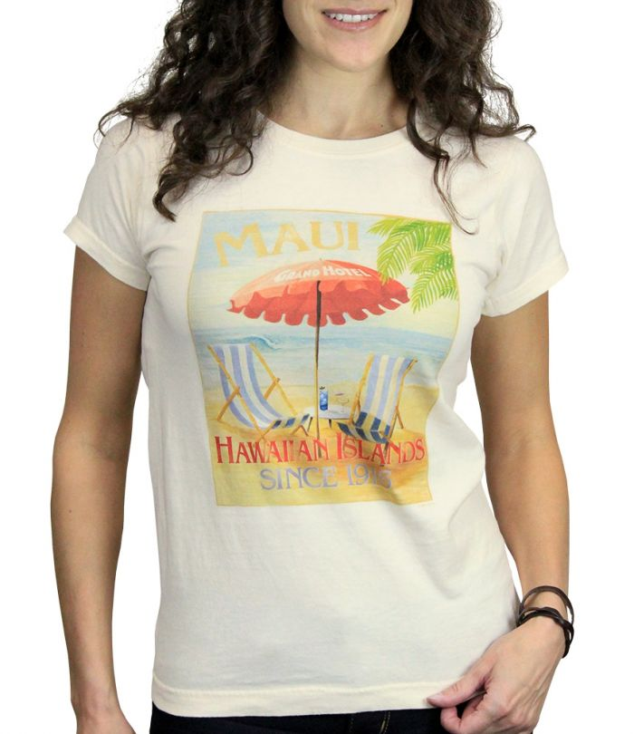 Maui Grand Hotel Women's Shirt
