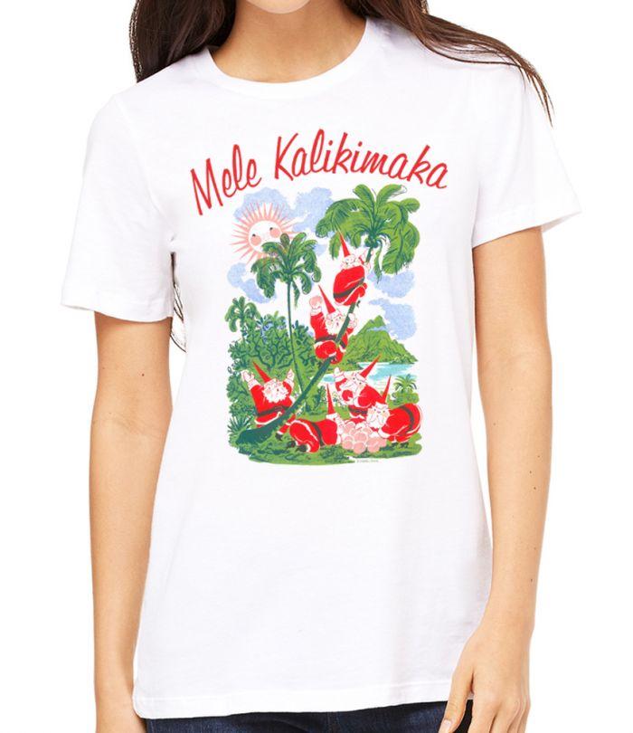 Mele Kalikimaka Holiday T-Shirt