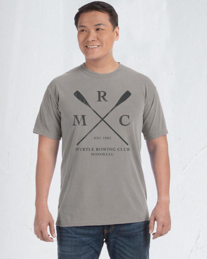 Myrtle Rowing Club Men's T-shirt