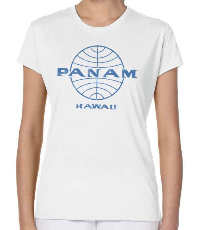 Pan Am Air Reverse Women's T-Shirt