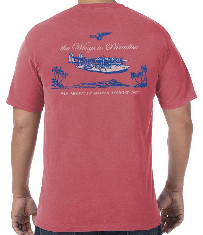 Pan Am Clipper Men's Shirt