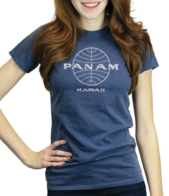 Pan Am Globe Women's Shirt