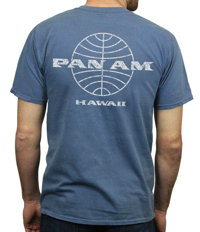Pan Am Globe Men's Shirt