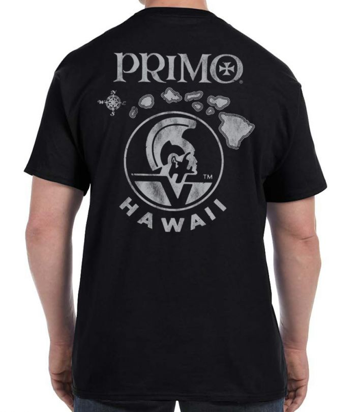 Primo Islands Black T-Shirt
