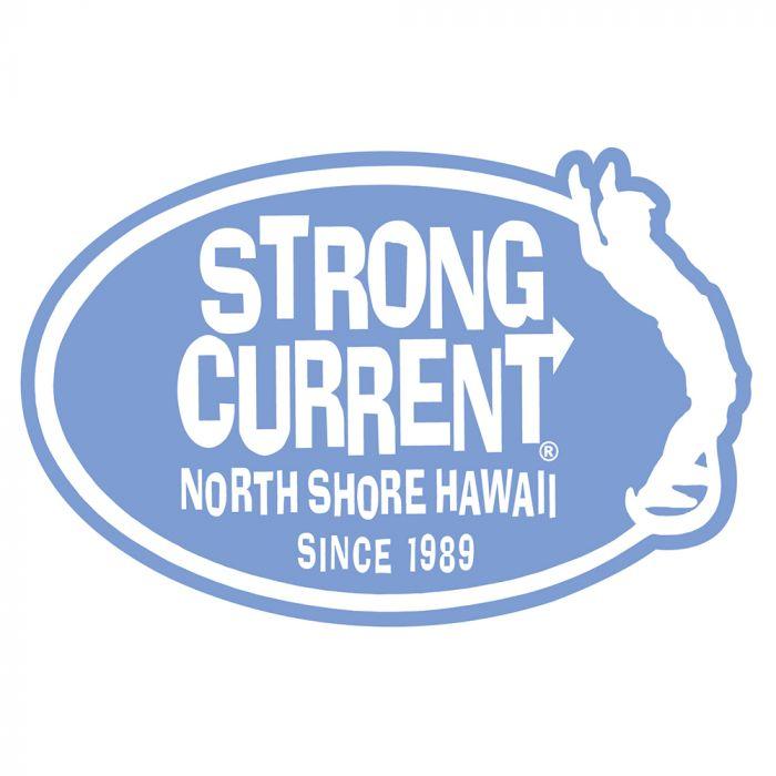 Strong Current Surfer Sticker