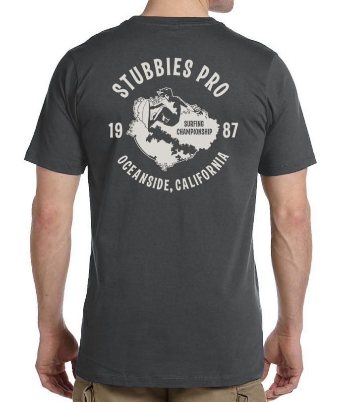 Stubbies Pro 87 Men's T-Shirt