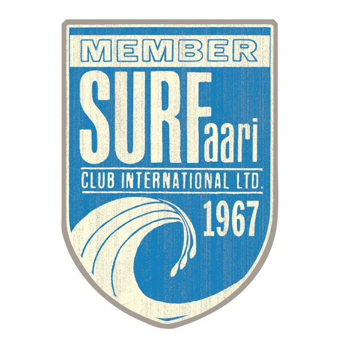 Surfaari 1967 Sticker