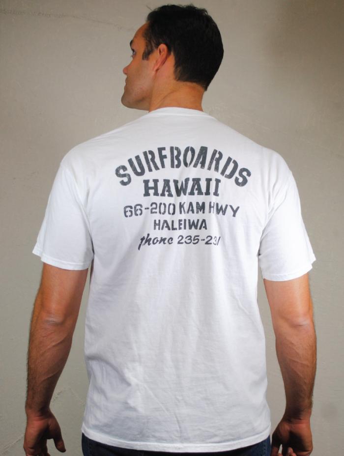 Surfboards Hawaii T-Shirt