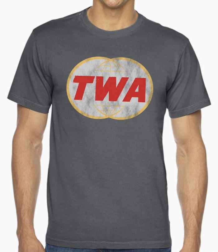 TWA Rings Men's T-Shirt