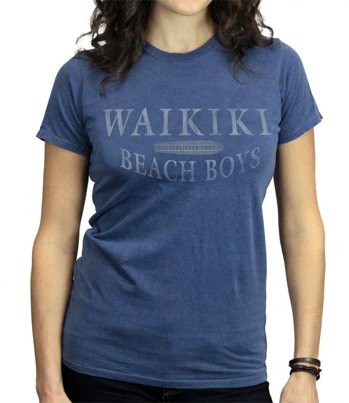 Waikiki Beach Boys Women's T-Shirt