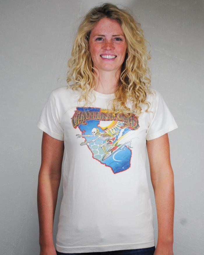 Grateful Dead Ladies T-Shirt