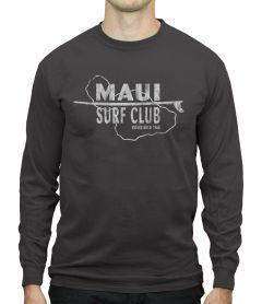 Maui Surf Club Long Sleeve T-Shirt