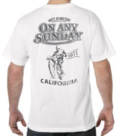 On Any Sunday California T-Shirt