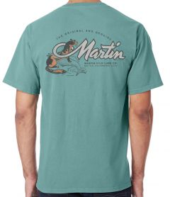 Martin Fishing Lures T-Shirt