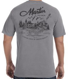 Big Mouth Martin T-Shirt