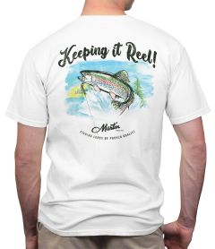 Martin Keeping It Reel! T-Shirt
