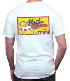 Martin Black Eye Lizard T-Shirt