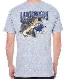 Martin Largemouth Bass Fishing T-Shirt