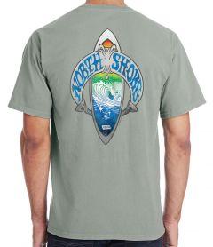 Clark Foam North Shore T-Shirt