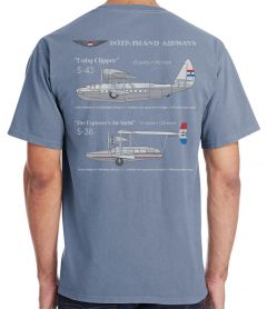 Inter-Island Airways Men's Shirt