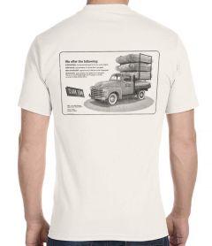 Clark Foam Truck T-Shirt