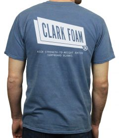 Clark Foam Ratio Logo