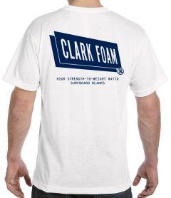 Clark Foam Logo Classic T-Shirt