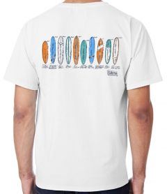 Clark Foam Color Sketch T-Shirt