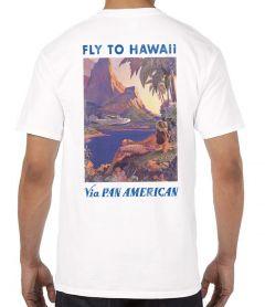 Hawaii via Pan Am T-Shirt