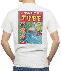 RG Tales from the Tube Comic T-Shirt