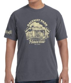 Men's Hawaii Raceway Park T-Shirt